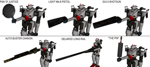 Igs - Martket Weapons by ownerfate