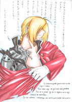 Edward Elric by Coru-chan