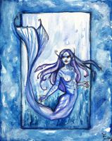 The Siren of the Depths by MademoiselleOrtie
