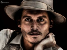 Johnny Deep by powerspiders