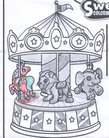 Coloring Contest by kayleero