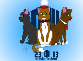 Doctor Who 50th Anniversary by AnimeWarrior8