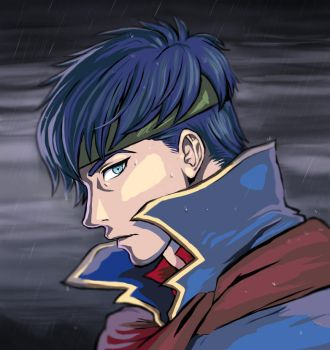 Ike judging you. by Thespywholovedyou