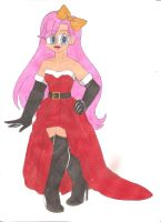 Festive Couture by animequeen20012003