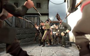1923 - Beer Hall Putsch by tigerfaceswe