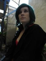 Lenalee Formal 1- D- Gray Man by seriouslyblondie