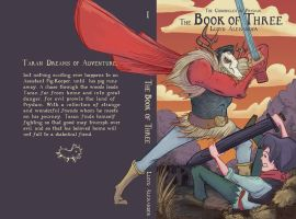Book of Three by bullwinkleman