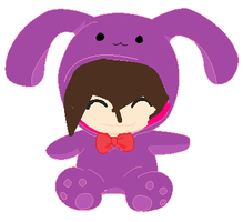 Baby Mikey in a Bonnie Suit by TwinsofSatan
