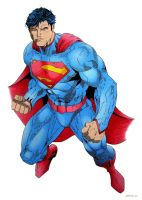 Superman by SJK75