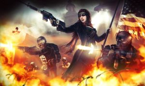 Homefront - The Revolution by Straban