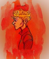 Child King, Joffrey by sawebee