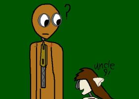 uncle 9? by TakAshleyRed