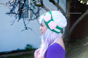 Sailor Jupiter Knitted Hat by tiny-moon