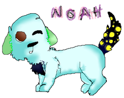 Noah  swaggyness by AnimatedSquirrel