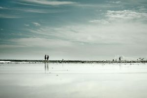 Wells beach by circushead