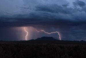 Alegres Mt Lightning 01 by JAHarrell