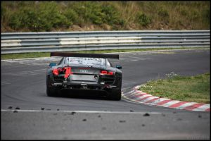 Audi R8 LMS 'Hohe Acht' by ze-Gonzo
