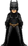Batman Begins Batman by MicroDevan