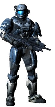 Halo Reach me by SNipe4heaDS