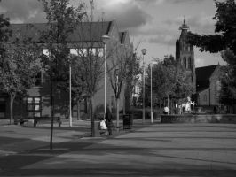 A Town In Black and White by Pho-TasticMathew