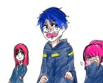 [FAIRY TAIL] Jellal's camouflage by KagamiPOP