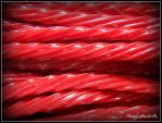 Red Licorice by artistmember