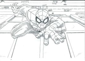 Spider Man 2 by links75