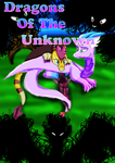 Dragons Of The Unknown by katehedgehog