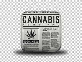 Cannabis News Pro icon by nepst3r