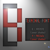 my logo with details by bazsi44