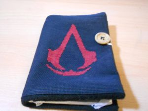 Assassin s creed ereader cover by MegamiYume