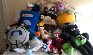 My Plushie Collection! (Updated!) by Belle43