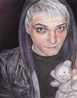 Gerard Way #3 by yib91