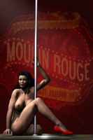 Pole Dancer 3 by N8Dreams