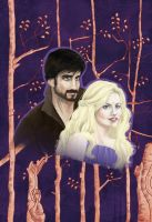 Captain Swan OUAT by irina-bourry