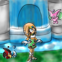Tikal in Chao Garden by Veltro