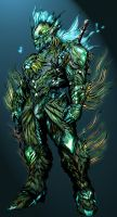 lemurian_kelp_bio_armor_by_chuckwalton by Xeno-Crazy