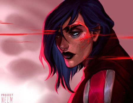 Renegade red by projectnelm