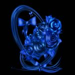 Blue Roses by karlajkitty