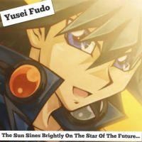 Yusei Fudo Wallpaper: ~Star Of The Future~ by XxXxRedRosexXxX