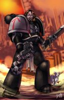 Black Templar by JosFouts