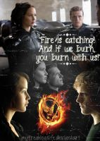 Fire is catching by myfreakinglife
