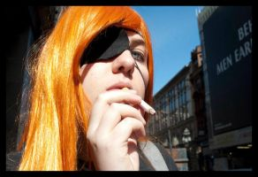 .Badou Nails. by Blueberry-Tale