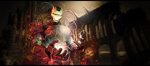 Iron Man by TJFX