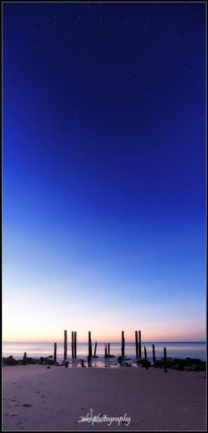 Pt Willunga - Full Frame Test! Vertical Pano by Aquilapse