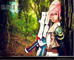 FInal fantasy xiii by Lightninglouise