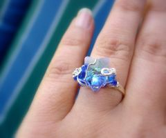 Ring for baby sister by buttercreamfantasies
