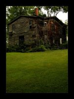 Old Catskill Home by AlienShore