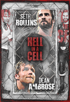 THE REAL HELL IN A CELL by YuppoGFX