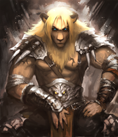 New King of Valhalla by MMcAllister88